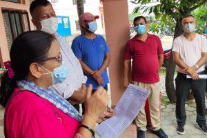 विद्यालय भवन बकुलहर आयुर्वेद स्वास्थ्य केन्द्रलाई प्रयोग गर्न दिदैनौंः बकुलहर माबि