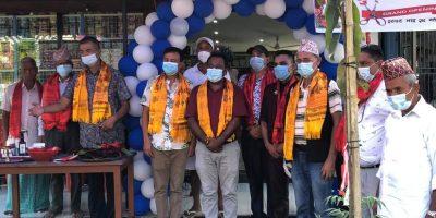 रत्ननगरको जन जागृती टोलमा खुल्यो सुविधा सम्पन्न बिकास ग्रोसरी